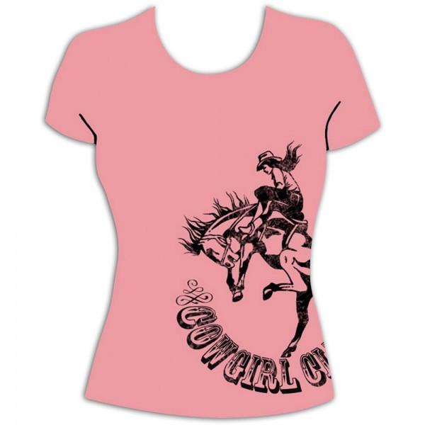 """Футболка """"Cowgirl Club""""144700 купить в интернет магазине конной амуниции"""