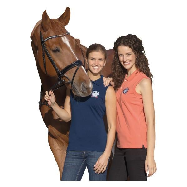 Поло женское, Black Forest купить в интернет магазине конной амуниции