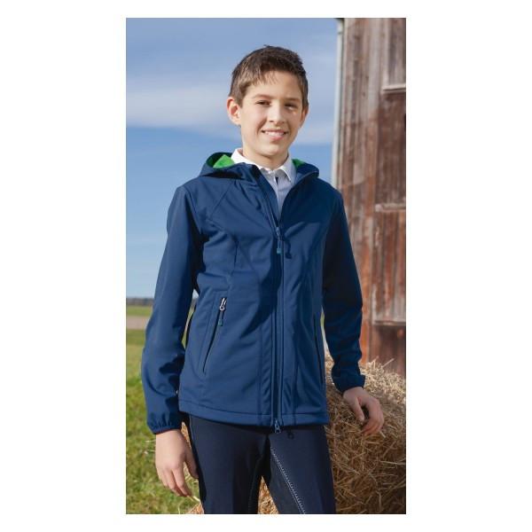 """Куртка детская""""Kira"""", black forest купить в интернет магазине конной амуниции"""