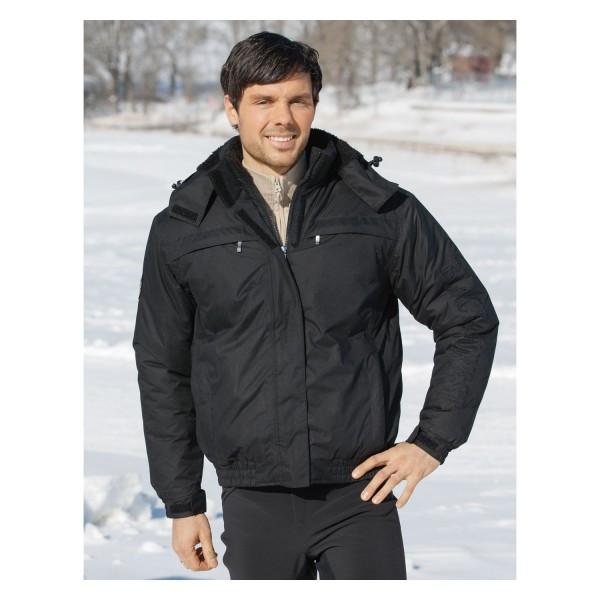 Куртка унисекс зимняя, Black-Forest купить в интернет магазине конной амуниции