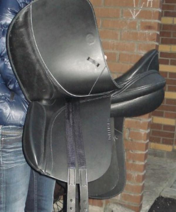 Седло Стандарт купить в интернет магазине конной амуниции